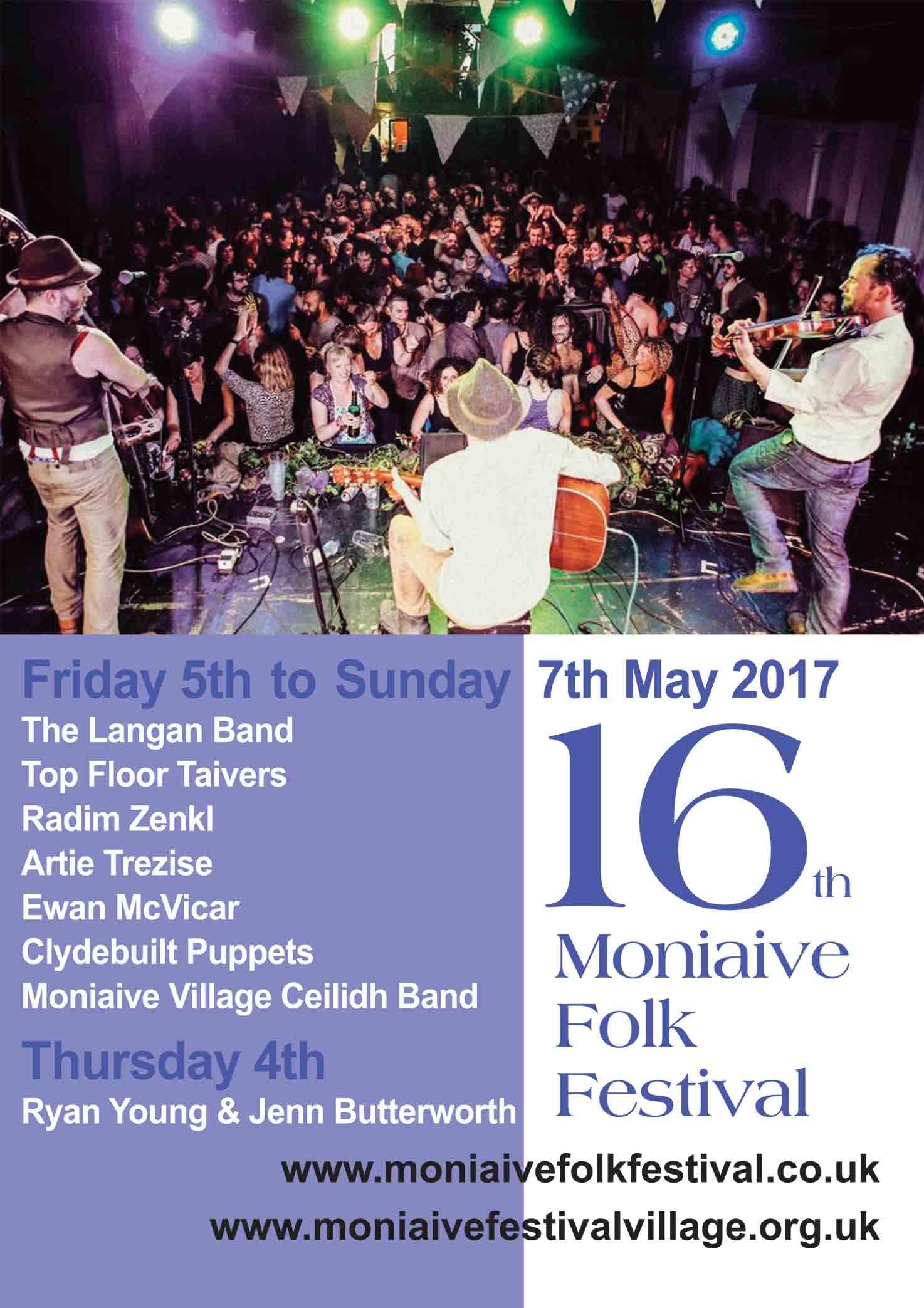 Moniaive Folk Festival 2017